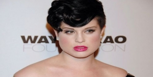 Kelly Osbourne in Gaga feud