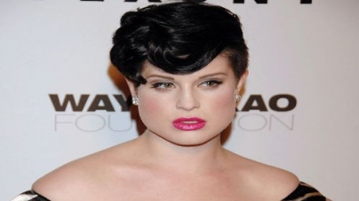Kelly Osbourne in Gaga feud