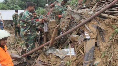 Heavy rains, landslides kill 94 in Bangladesh