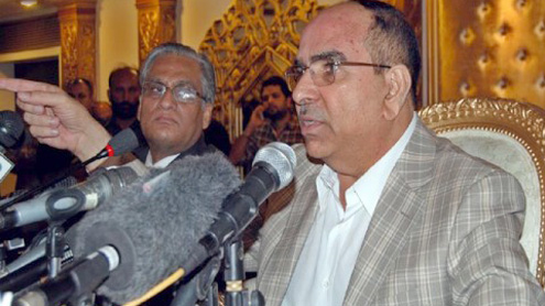 CJ should tell about secret meetings with me and PM: Malik Riaz