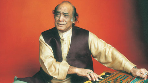 A friend flips pages from Mehdi Hassan's life and stuns audience