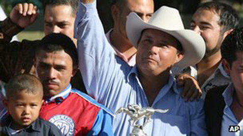Mexico drug gang 'used US horse racing as front'