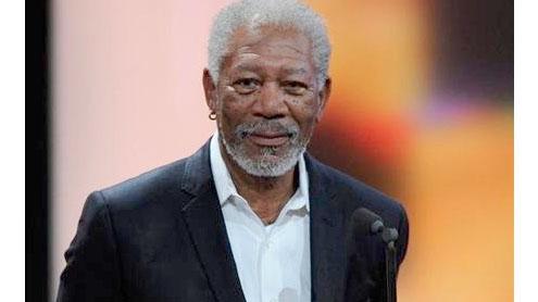 "Morgan Freeman on God, aliens and ""Dark Knight"""
