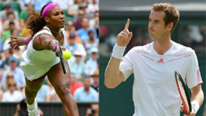Murray survives Karlovic test as Sharapova, Serena win