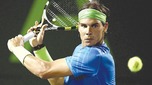 Nadal through to seventh French Open final