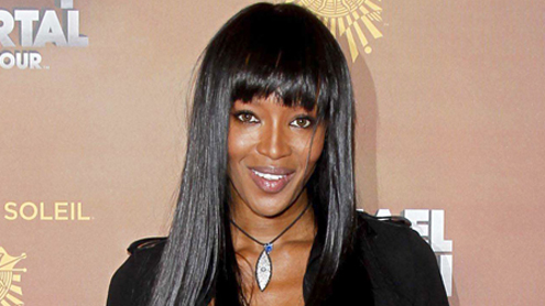 Naomi Campbell fronts Pinko campaign