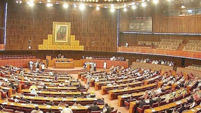 NA discusses budget audit report
