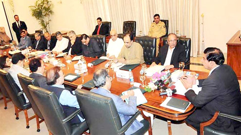 PM orders indiscriminate recovery of WAPDA's dues from federal,provincial departments