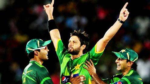 Pakistan level Sri Lanka T20 series