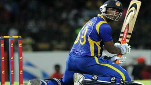 Pakistan lose fifth ODI and series against Sri Lanka