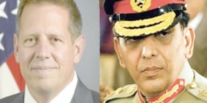 Kayani turns his back on US envoy