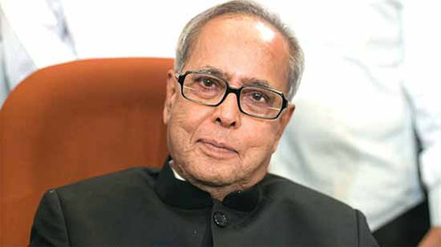 Pranab Mukherjee is all set to be 13th President of India