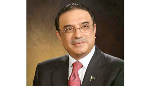 President Zardari stresses safety management mechanism for food, water