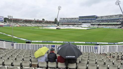 Rain seals England-Windies draw