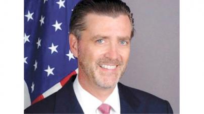 Richard Olson likely to succeed Munter as ambassador