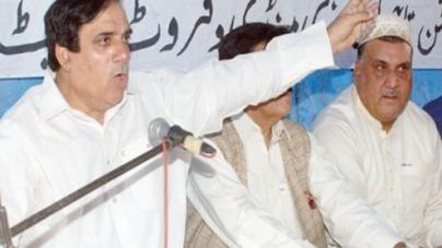 Punjab rulers grabbing land: Badr