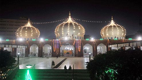 Shab-e-Meraj observed in metropolis