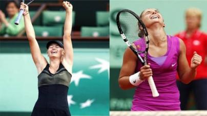 Sharapova to meet Errani in French Open final