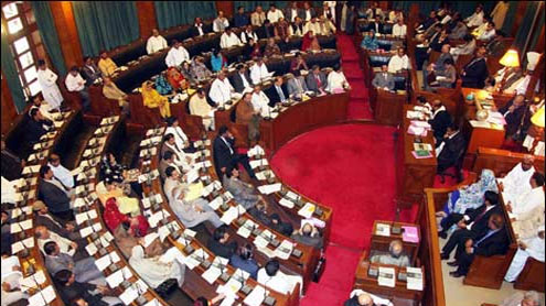 Sindh Assembly budget session