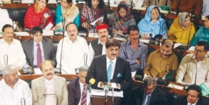 Sindh sets aside Rs161.174b for development