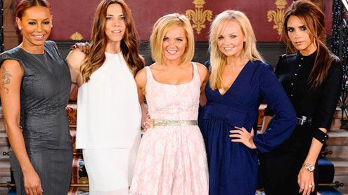 Spice Girls set for musical fortune