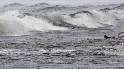 Japan braced for powerful typhoon
