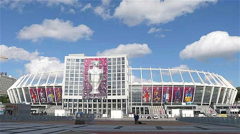 UK ministers boycott England games in Ukraine