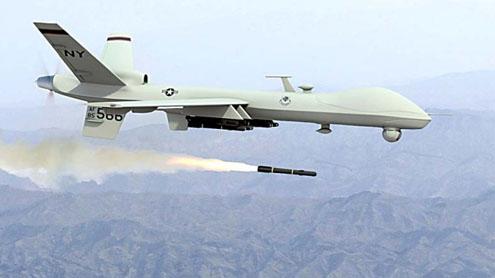 US drone kills 15 militants in North Waziristan