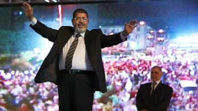 Egypt presidential candidate repeats victory claim
