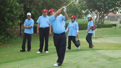 PGF holds training for golf coaches