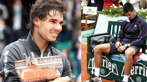 Nadal wins record seventh French Open