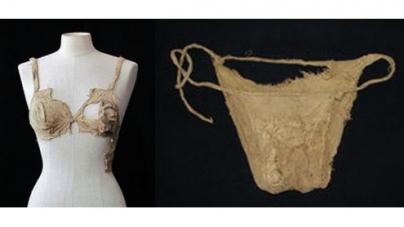600-year-old linen undergarments found in castle
