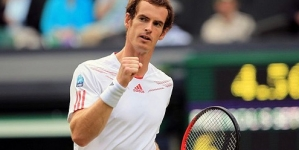 Wimbledon 2012: Andy Murray charges into history books by beating Jo-Wilfried Tsonga to reach final