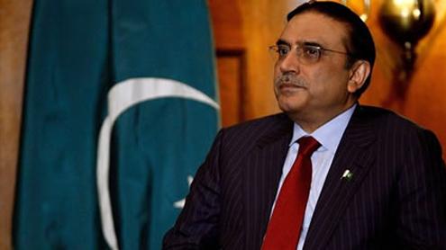 Govt mulling appointing female judges: Zardari