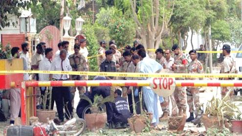 Baloch militants explode 'dire warning'