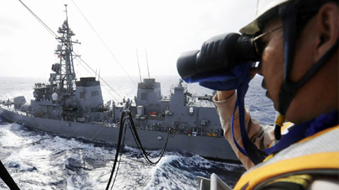 China aligns with India, Japan on piracy patrols