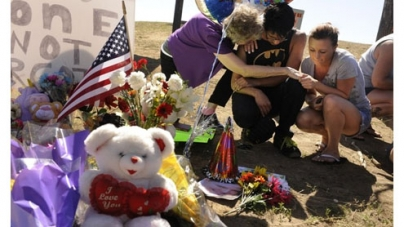 Aurora, Colo., shooting spree: A day of tears for victims and of twists in case