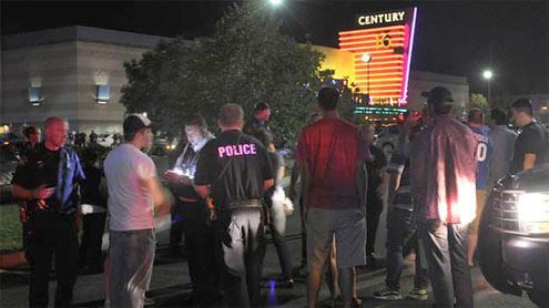 Colorado theater shooting: a deadly attack delivered with brutal precision