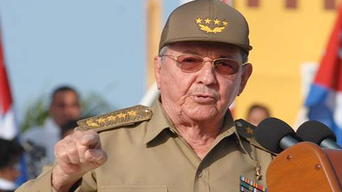 Cuban President Raul Castro 'willing to talk to US'