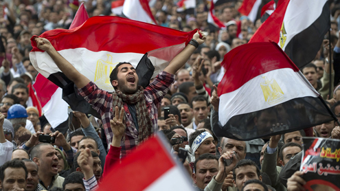 Egypt holds its breath