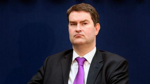 It is 'morally wrong' to pay tradesmen cash in hand, says David Gauke