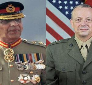 Gen Allen meets Kayani to rebuild Pak-US bridge