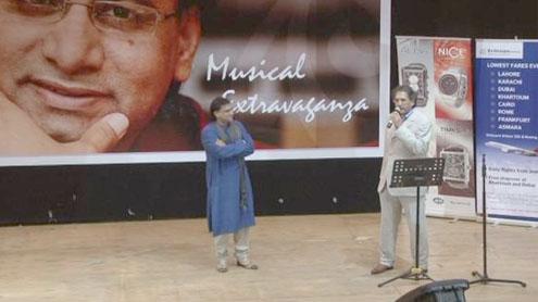 Indo-Pak musical extravaganza lauded