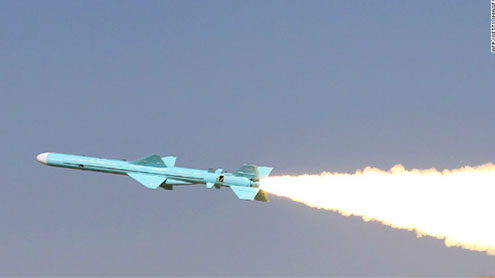 Iran to fire missiles during military drills