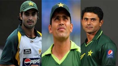 Kamran, Nazir, Razzaq called in Pak T-20 squad