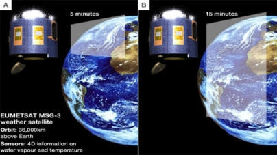 Meteosat launches to maintain Europe's weather services
