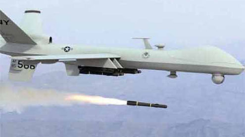 11 killed in N Waziristan drone attack