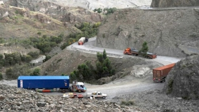 After long closure, NATO supplies enter Afghanistan from Pakistan