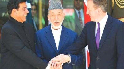 PAKISTAN TO RESUME AFGHAN PEACE TALKS