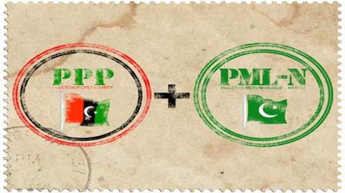 Transition time: PPP, PML-N set for talks on caretaker setup